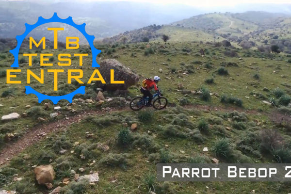 Parrot Bebop 2 - Test Drone