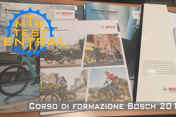 Corso di formazione Bosch eBike 2018