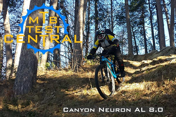 Test Canyon Neuron AL 8.0