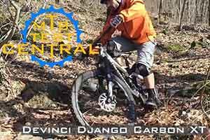 Test Devinci Django Carbon XT