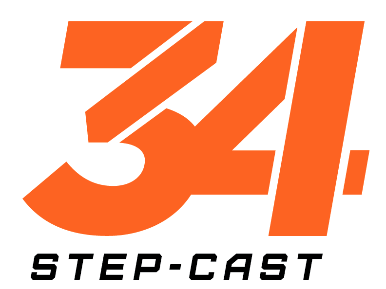 Fox 34 Step-Cast Logo