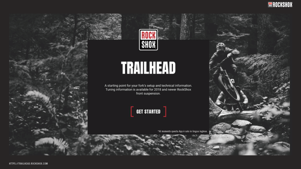 TrailHead WebApp