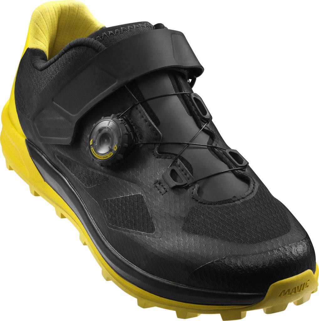 Scarpa Mavic XA Pro Black/Yellow