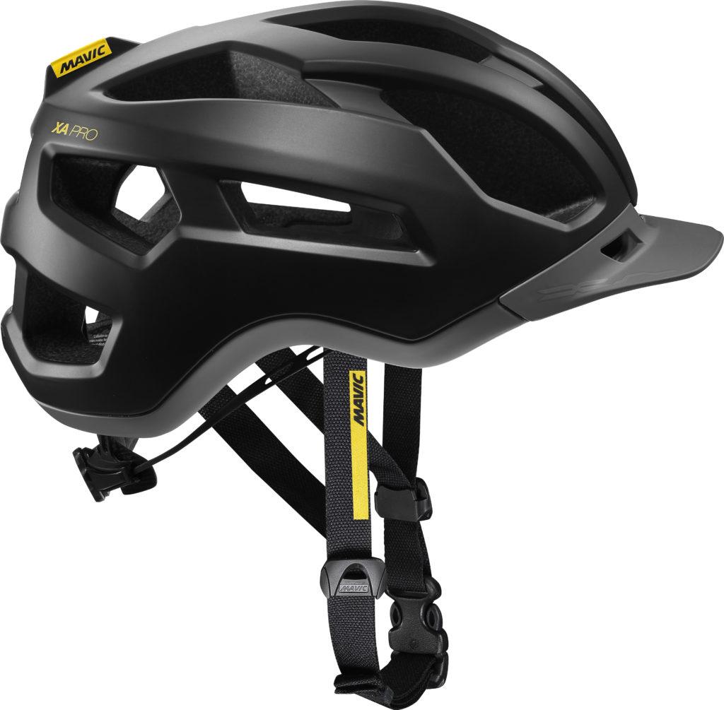 Casco XA Pro Black/Yellow