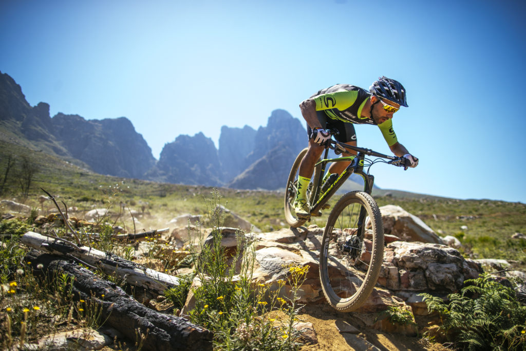 Cannondale F-Si e Lefty Ocho 2019