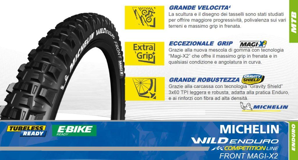 Michelin Wild Enduro Front Magi-X2