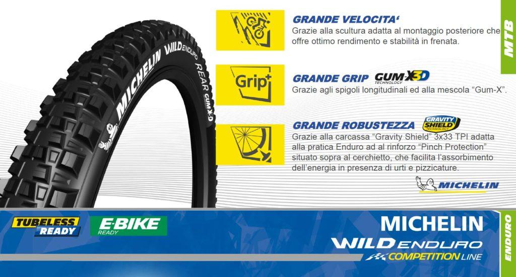 Michelin Wild Enduro Reat Gum-X