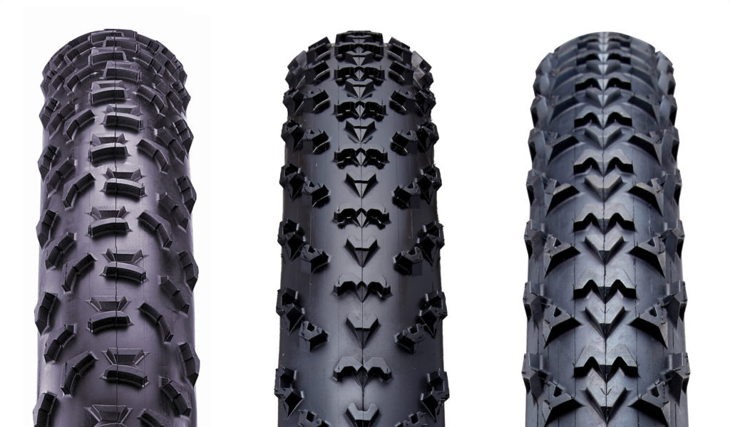 Le gomme Z-Max Evolution, Trail Bite e Trail Drive