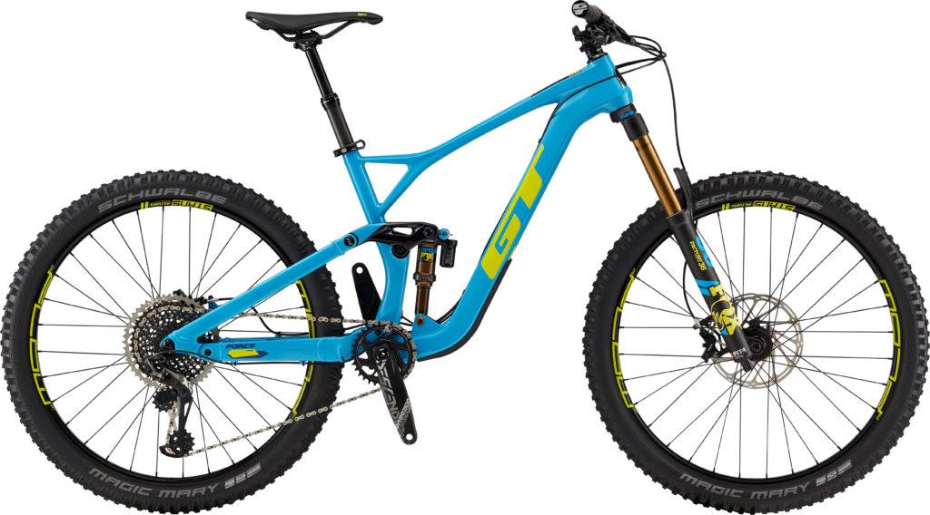 GT Force Carbon Pro - 5.499,00 €