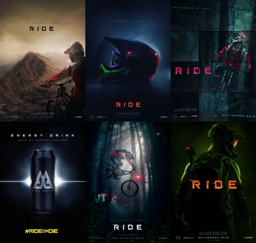 I tantissimi poster pubblicati in questi mesi di attesa