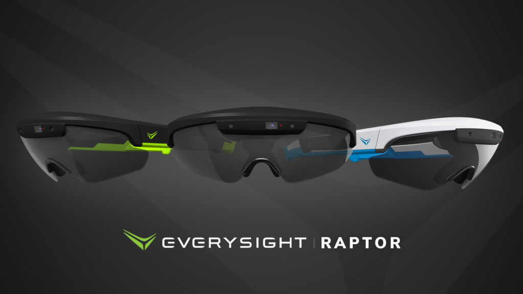 Everysight Raptor AR