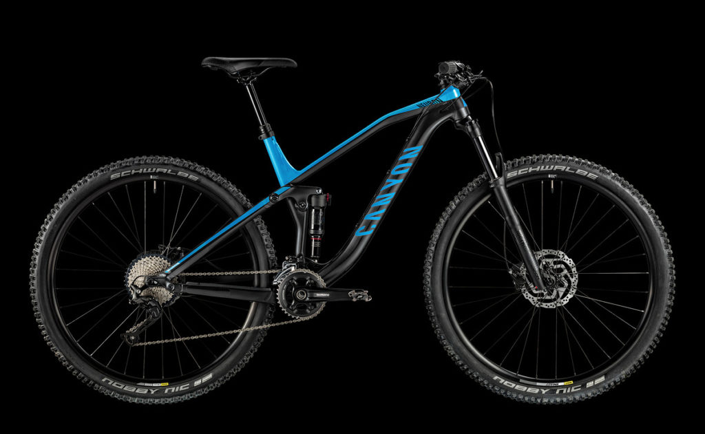 Canyon Neuron AL 6.0 - 1.599,00 € (Copyright Canyon 2019)