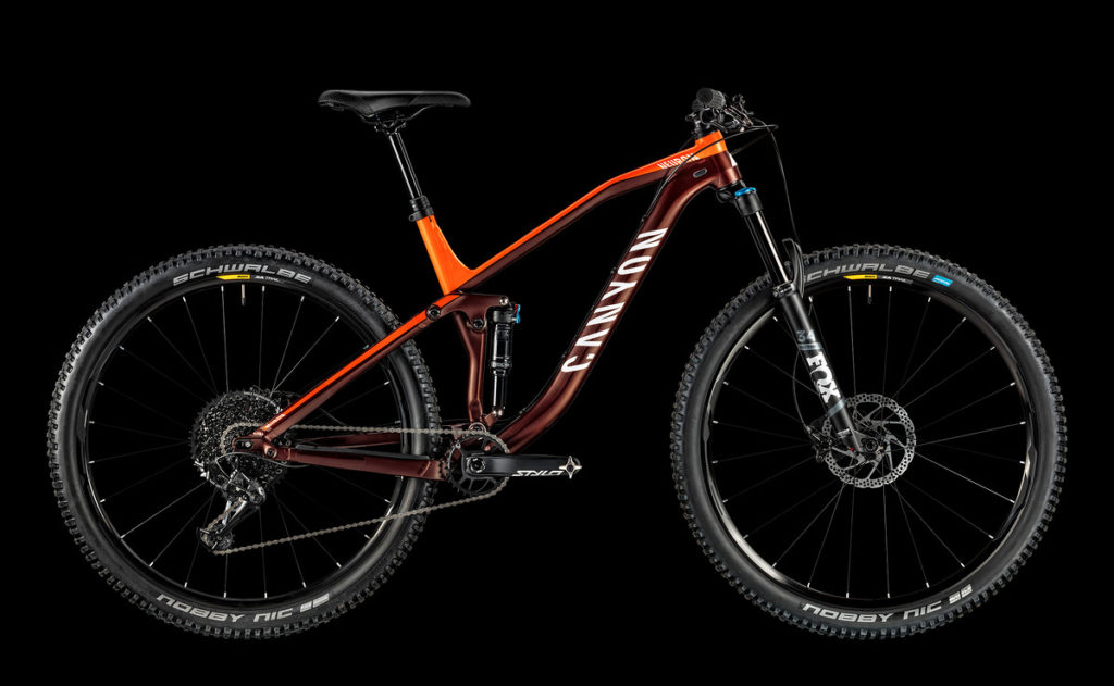 Canyon Neuron AL 7.0 - 1.999,00 € (Copyright Canyon 2019)