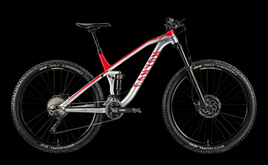 Canyon Neuron WMN AL 6.0 - 1.599,00 € (Copyright Canyon 2019)