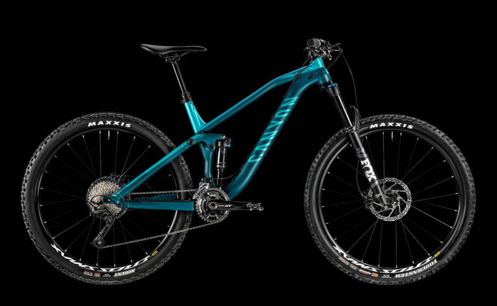 Canyon Neuron WMN AL 7.0 - 1.999,00 € (Copyright Canyon 2019)