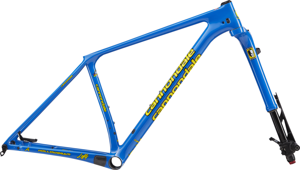 Cannondale F-Si Team Blue