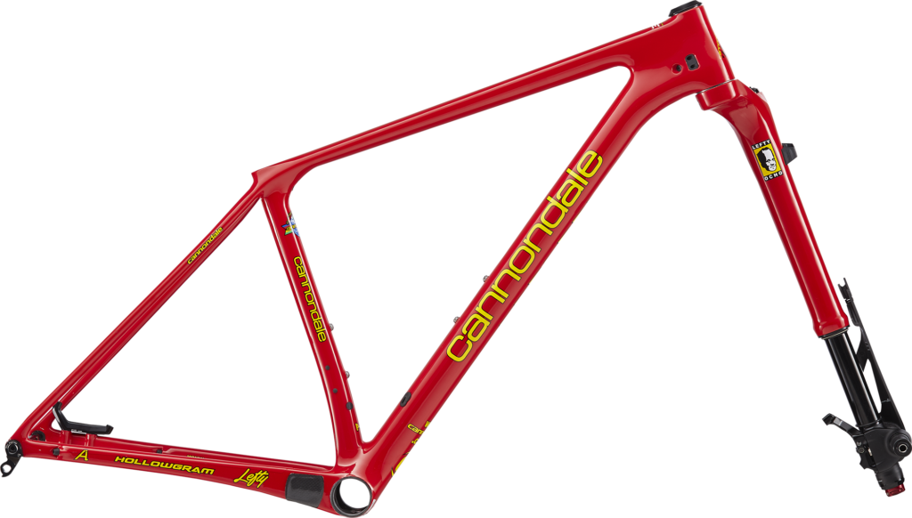 Cannondale F-Si Viper Red