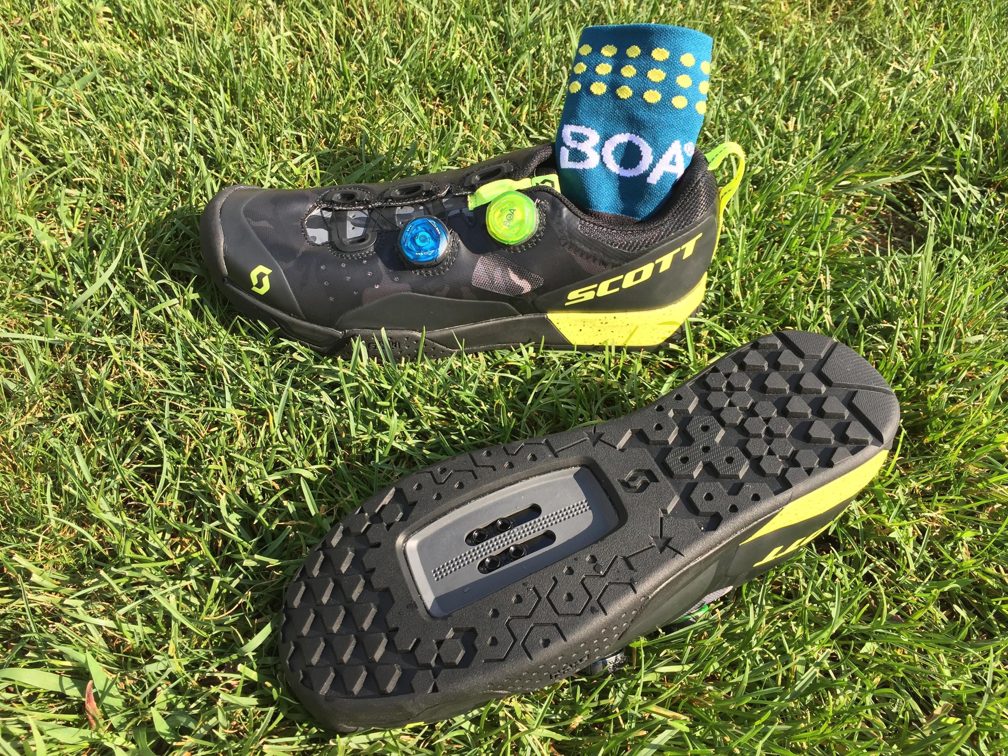 più alla moda nuovo stile del 2019 il prezzo rimane stabile Scott AR Boa Clip - Test scarpe mtb Trail/AM - MTB Test Central