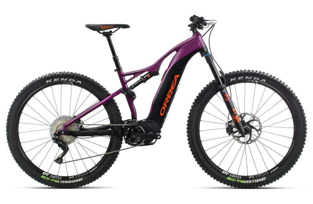 Orbea Wild FS 150 20 29S