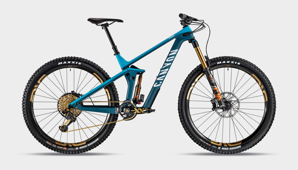 Canyon Strive CFR 9.0 LTD