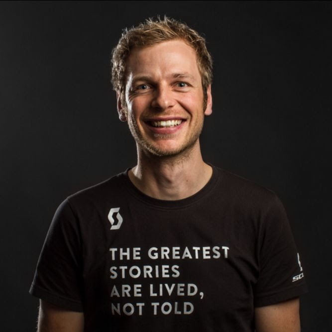 Andreas Ziegler, E-MTB Product Manager