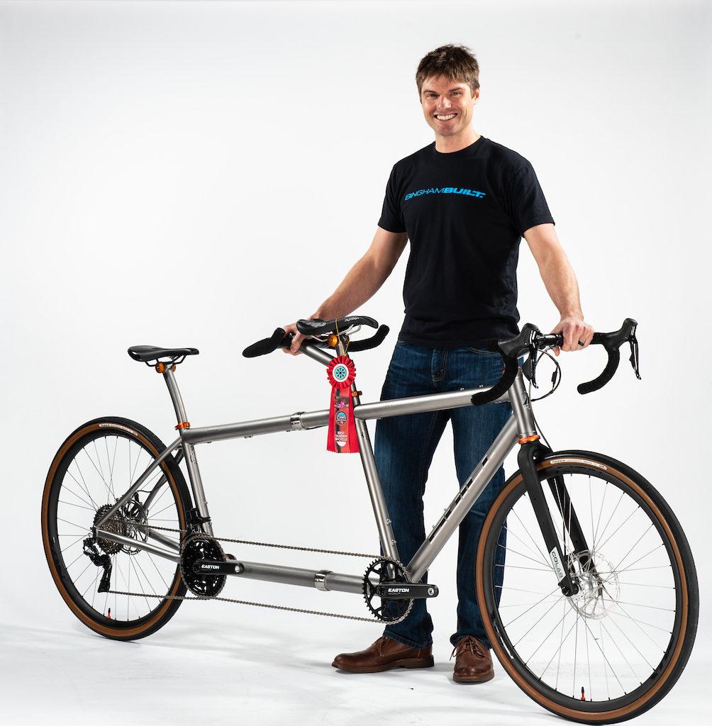 Bingham Built - Best Tandem Bike
