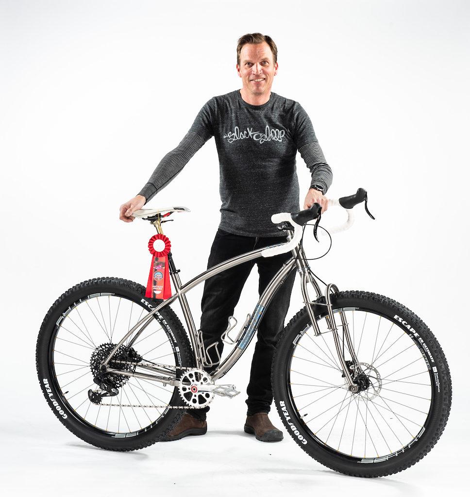 Black Sheep Bikes - Best Artisan Bike and Best Experimental Bike