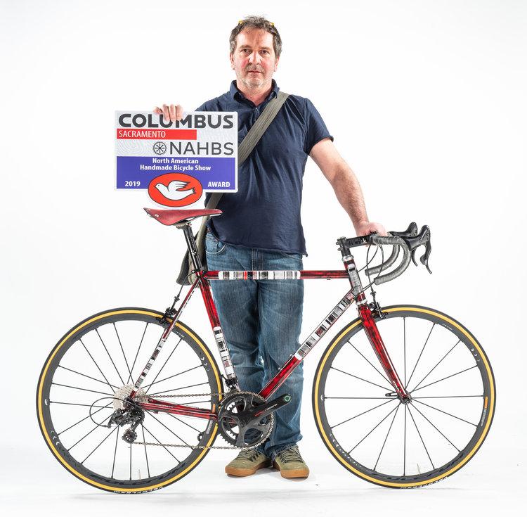 Dario Pegoretti Cicli - Columbus Build
