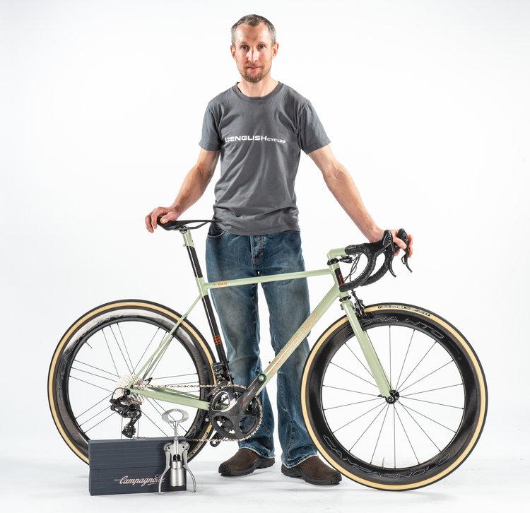 English Cycles - Campagnolo Build