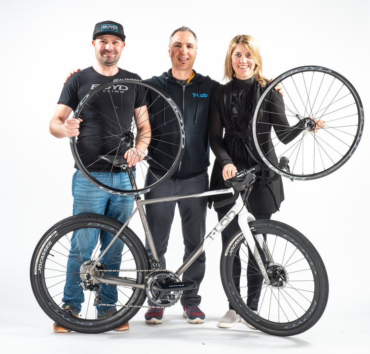 T-Lab Bicycles - Boyd Build