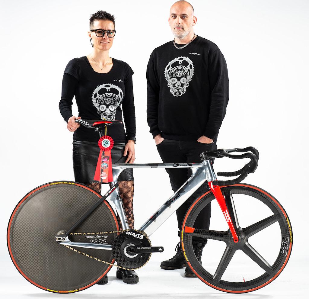 T-Red - Best Track Bike