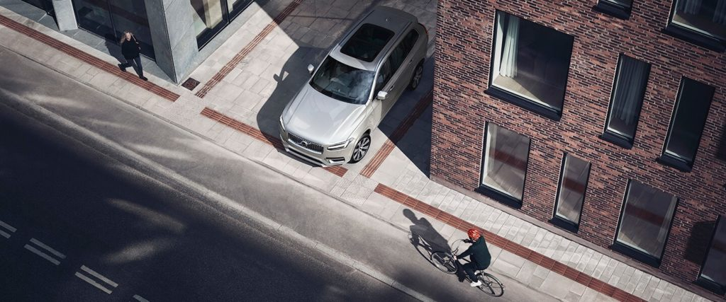 Volvo POC Crash test