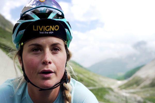 Michela Moioli bici