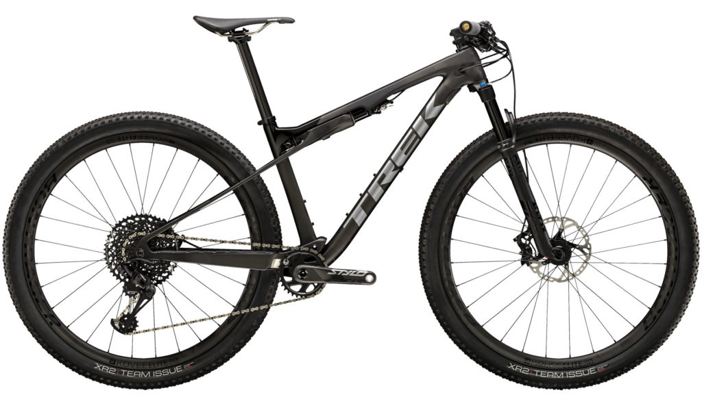 Trek Supercaliber Test