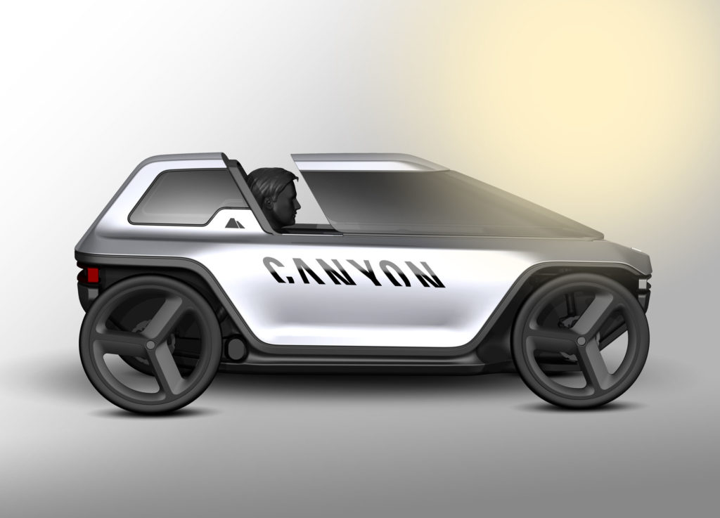 Canyon Future Mobility
