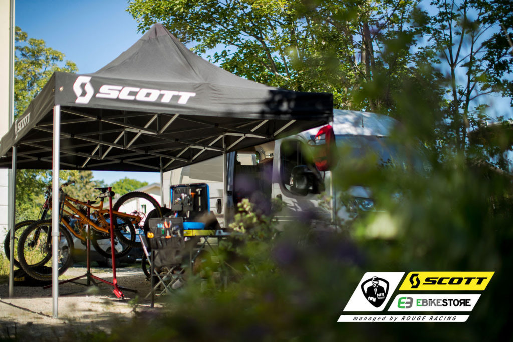 Team SCOTT MrWolf Ebike