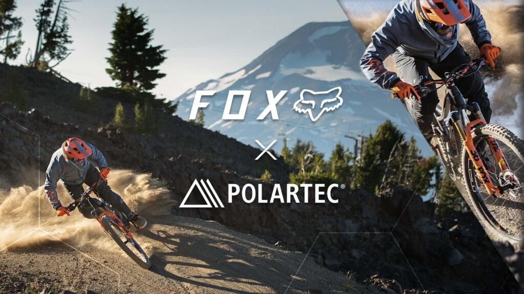Fox Racing Polartec