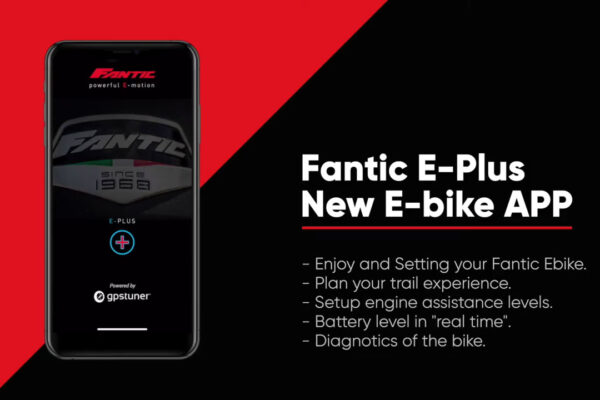 Fantic E-Plus