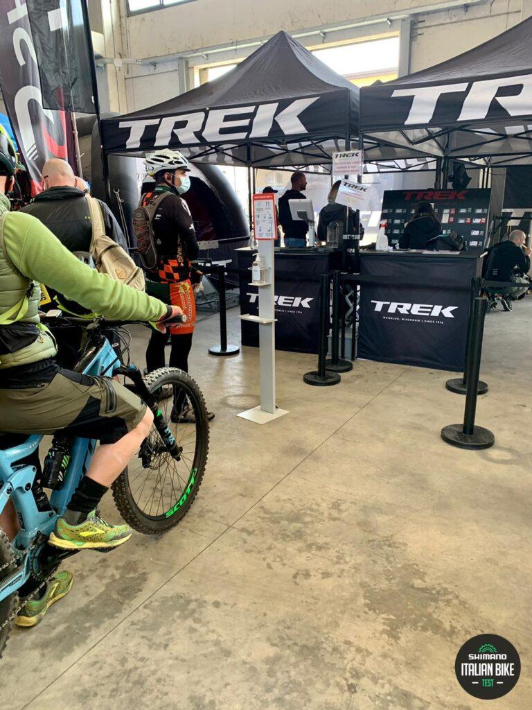 Shimano Italian Bike Test 2020