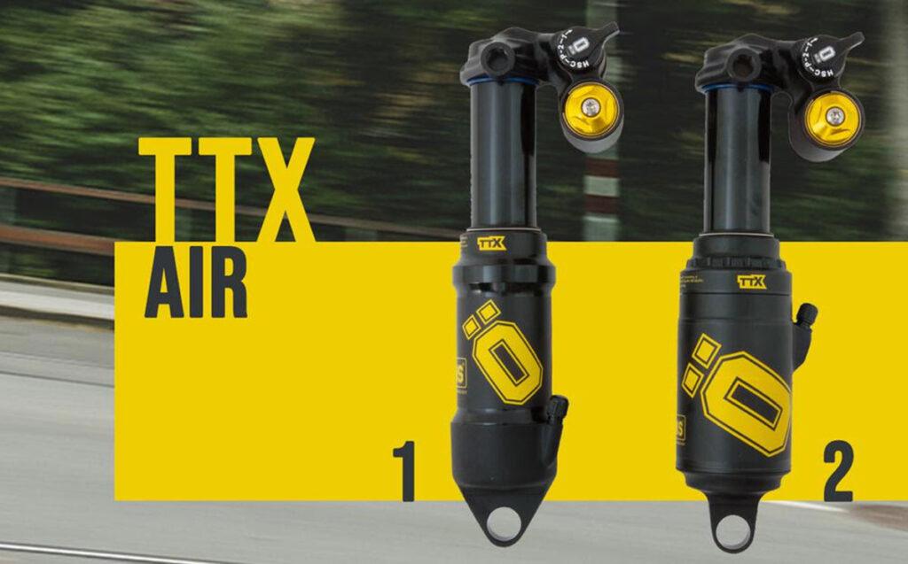 Öhlins TTX1 Air TTX2