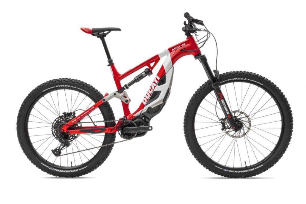 Ducati THOK 2021