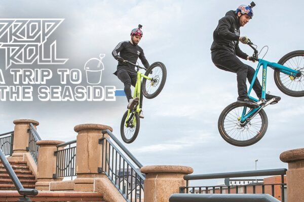 Danny Macaskill and Duncan Shaw - A Trip to the Seaside with Drop and Roll