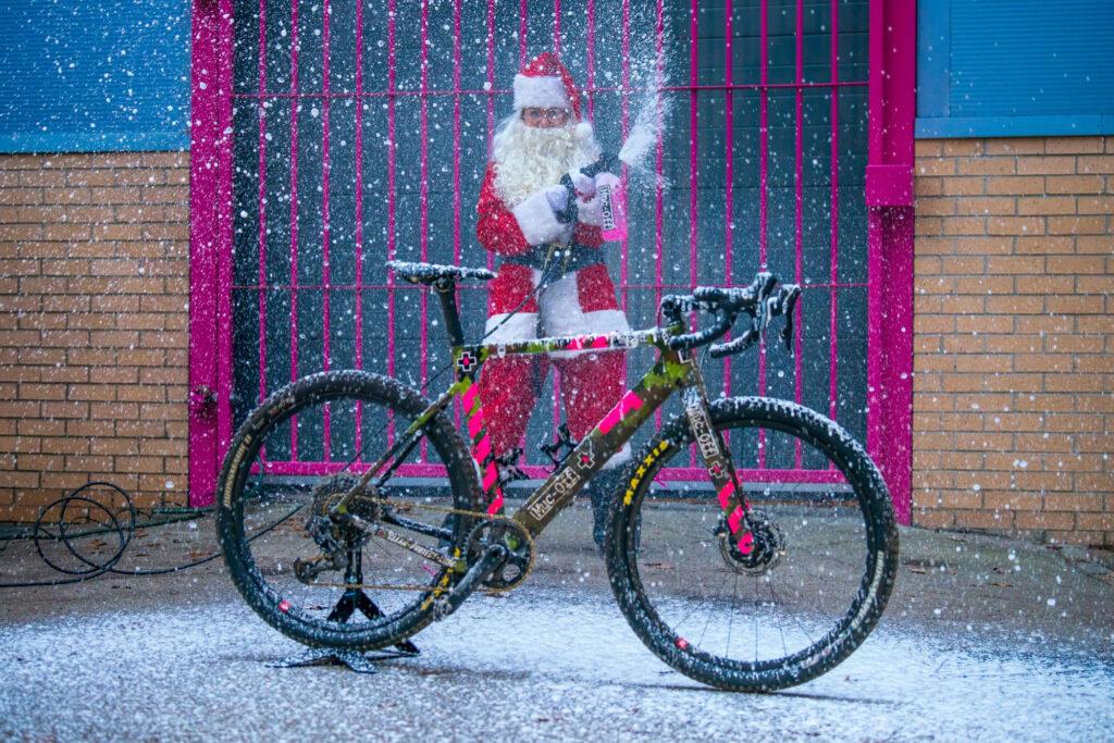 Muc-off Christmas Strava Challenge