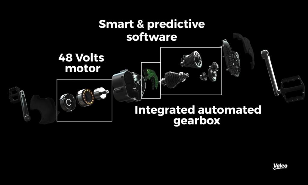 Valeo Smart eBike System