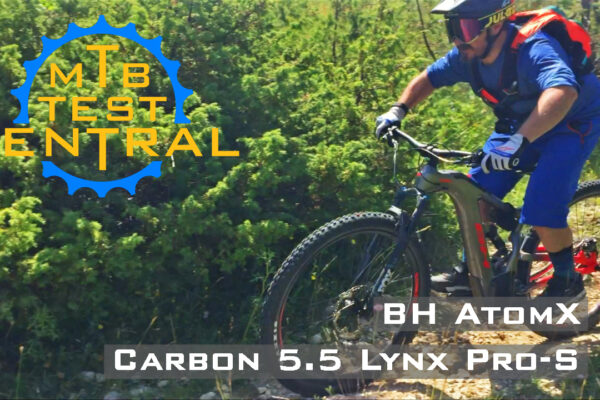 BH AtomX Carbon 5.5 Lynx Pro-S in test