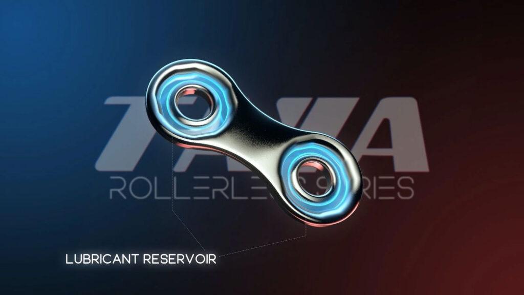 Taya Rollerless