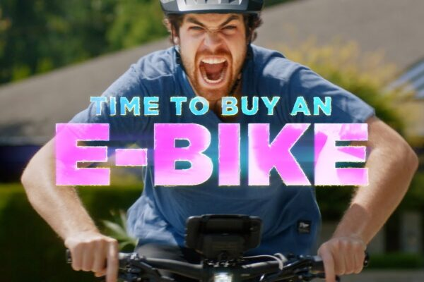 Time to buy an eBike - Video