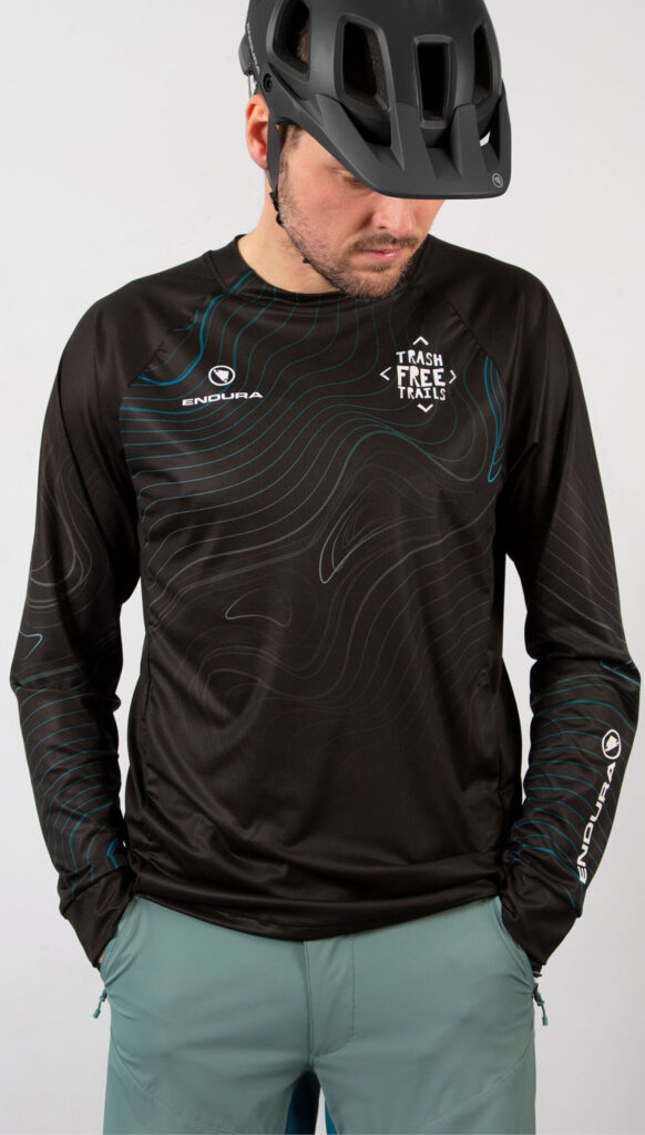 Endura con Trash Free Trails
