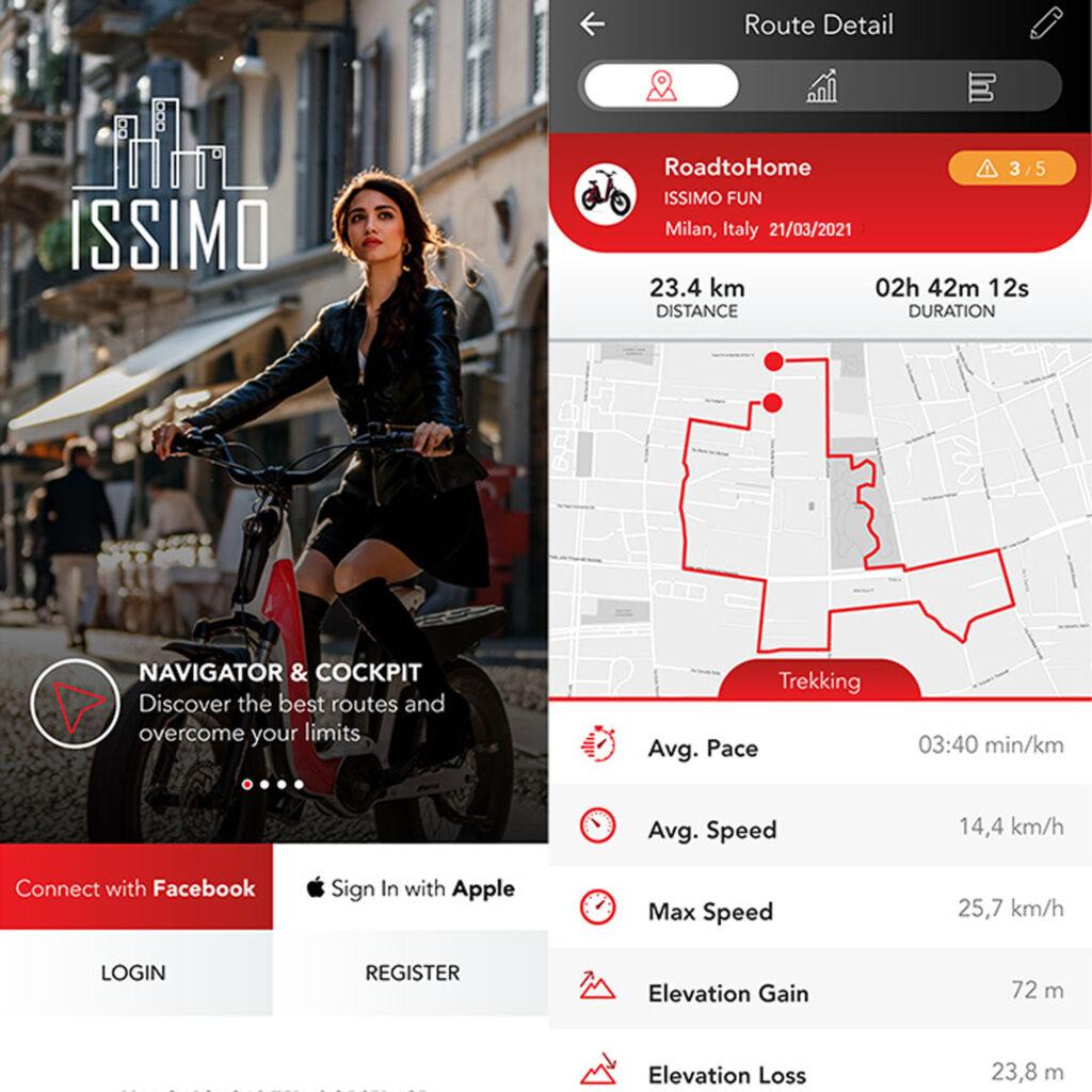 Fantic App ISSIMO