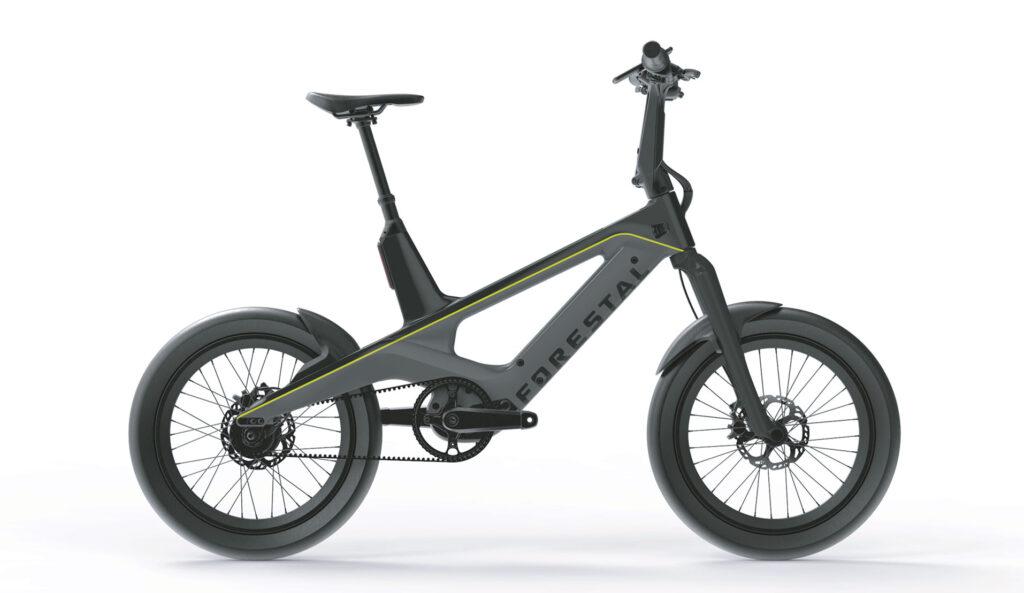 Forestal Bikes Cyon, Hydra e Aryon